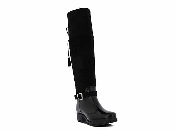 0e98138afb4 Over The Knee. Boots. Spring Step