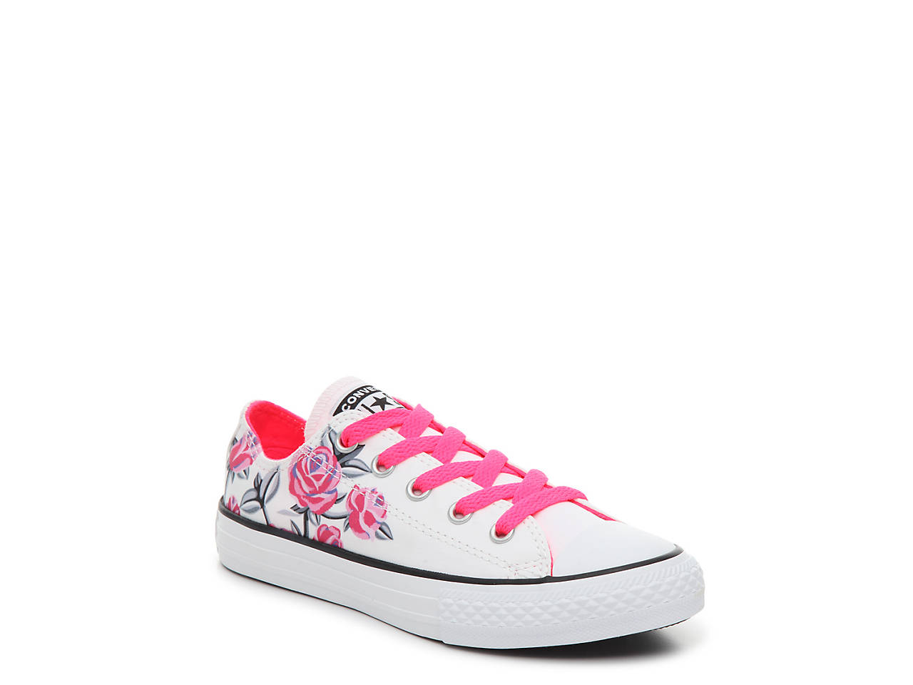 Chuck Taylor All Star Pretty Strong Toddler & Youth Sneaker