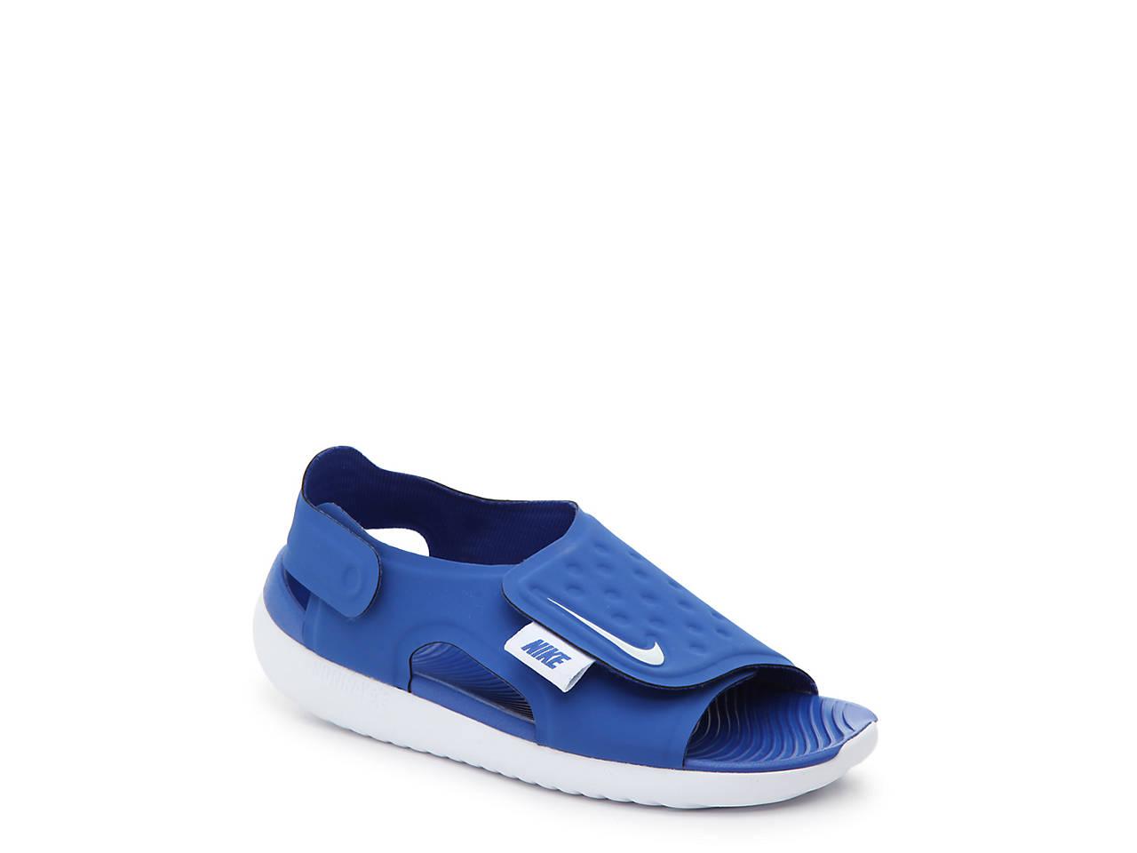 c1605c69cd07 Nike Sunray Adjust 5 Todder   Youth Sandal Kids Shoes
