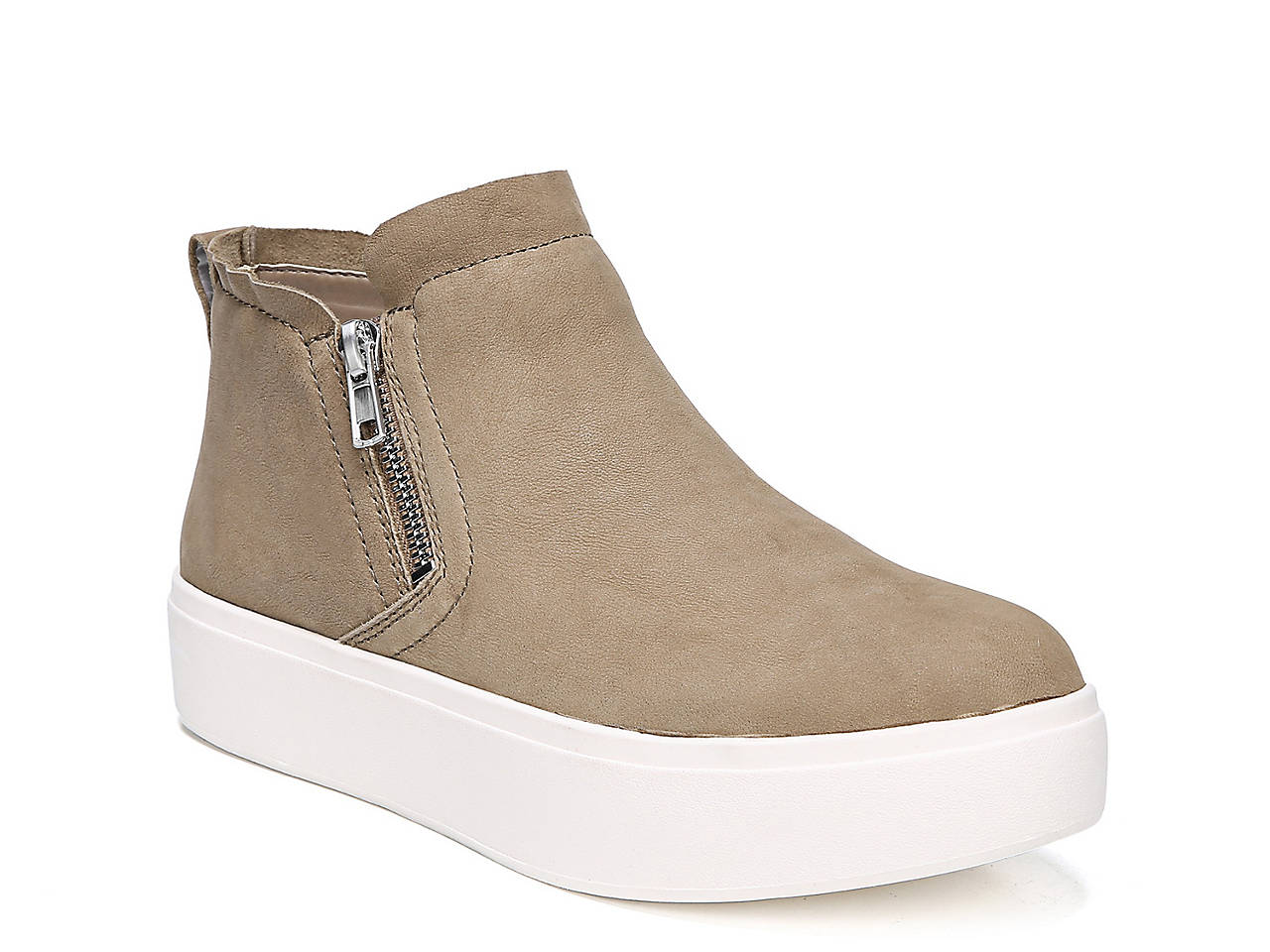 73299124a99 Dr. Scholl s Abbot Platform High-Top Sneaker Women s Shoes