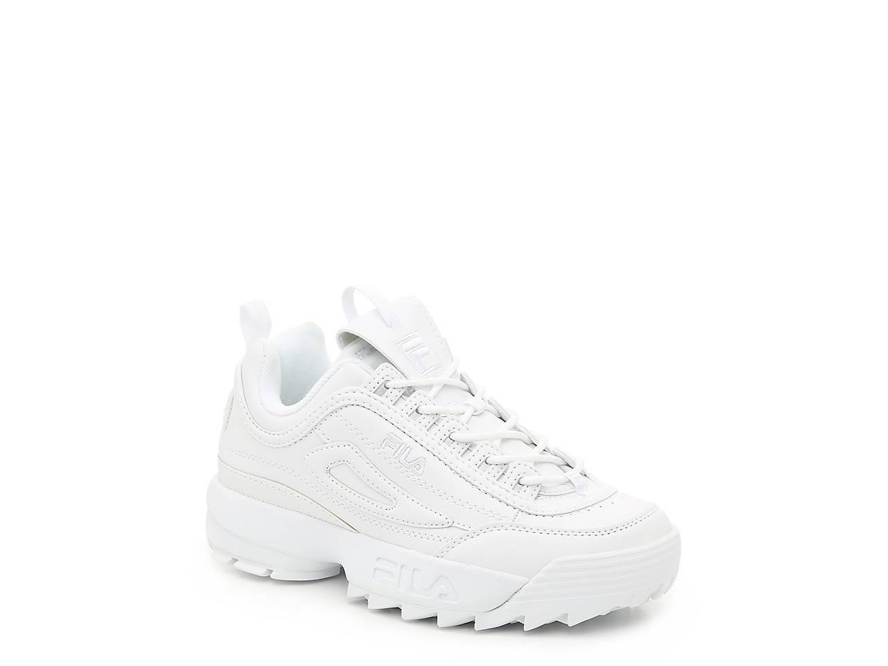 e13016c987cbf Fila Disruptor II Toddler & Youth Sneaker Kids Shoes | DSW