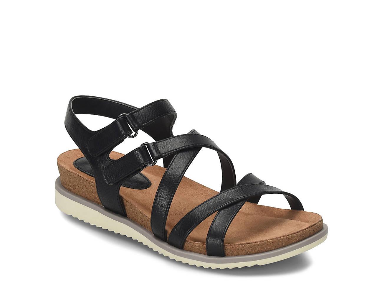 a40f44df9693 Eurosoft Lina Wedge Sandal Women s Shoes