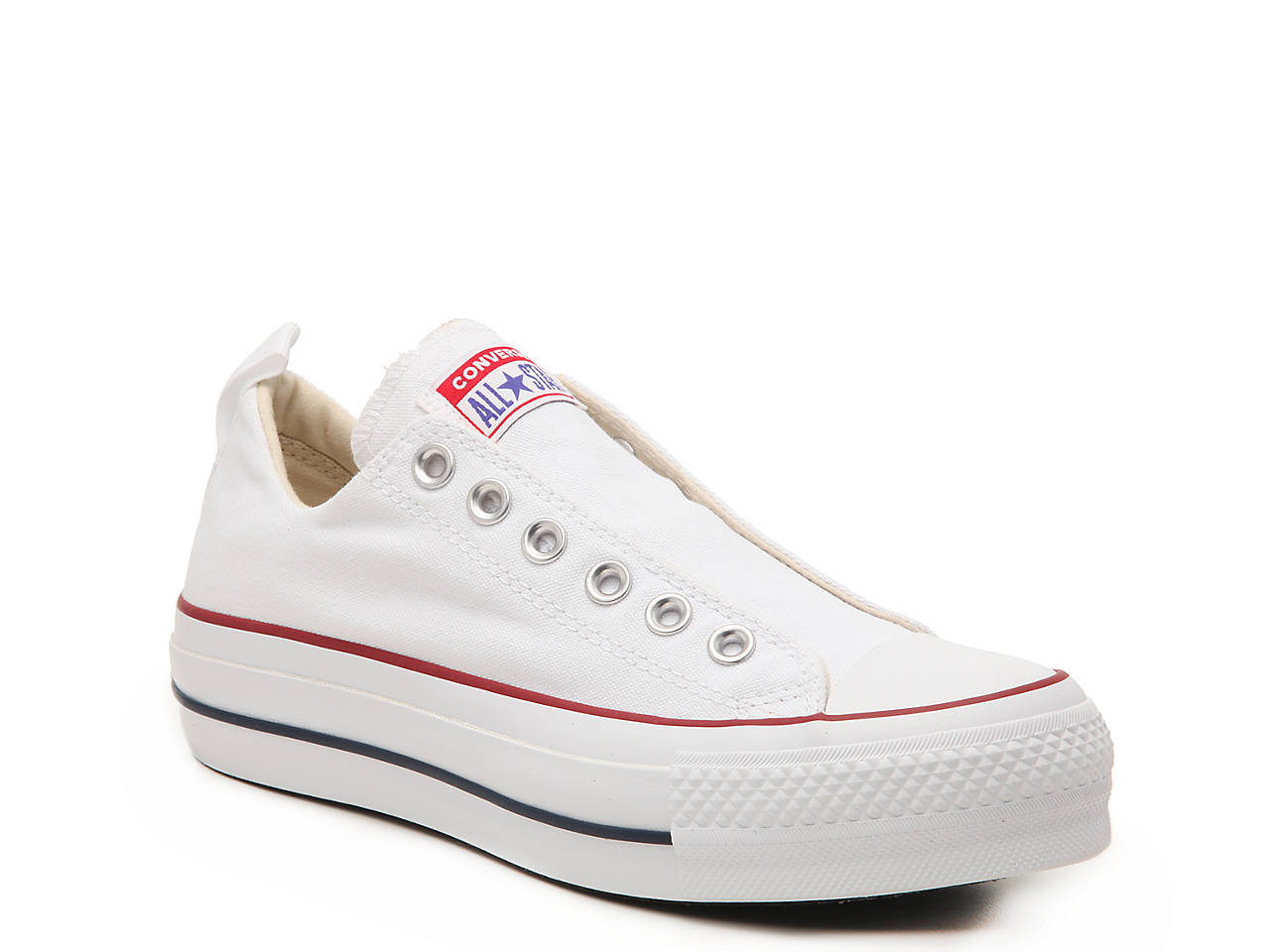 Converse Chuck Taylor All Star Platform Slip On Sneaker