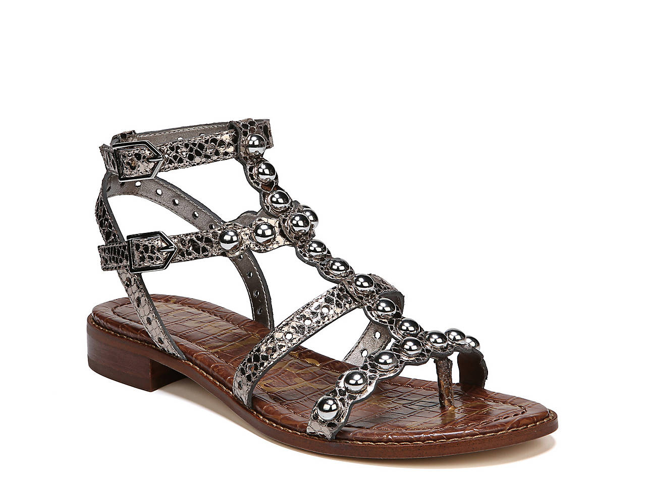 d59feff0b Sam Edelman Elisa Gladiator Sandal Women s Shoes