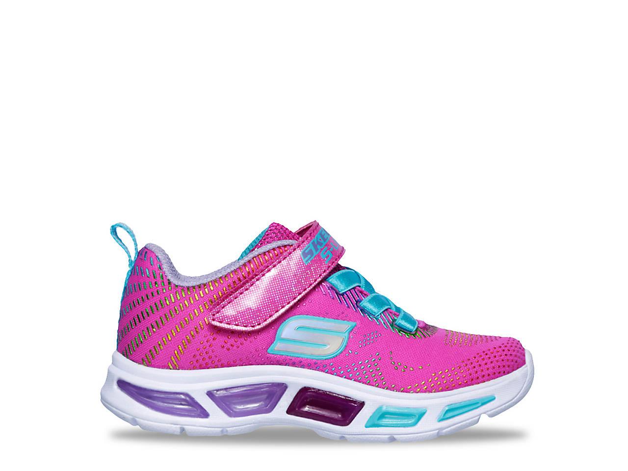 S Lights Litebeams Gleam N' Dream Sneaker