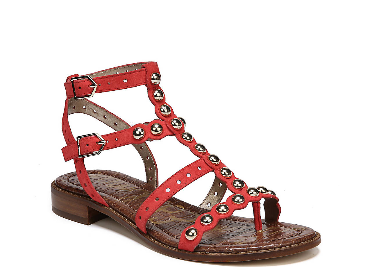 8d34ff704857 Sam Edelman Elisa Gladiator Sandal Women s Shoes