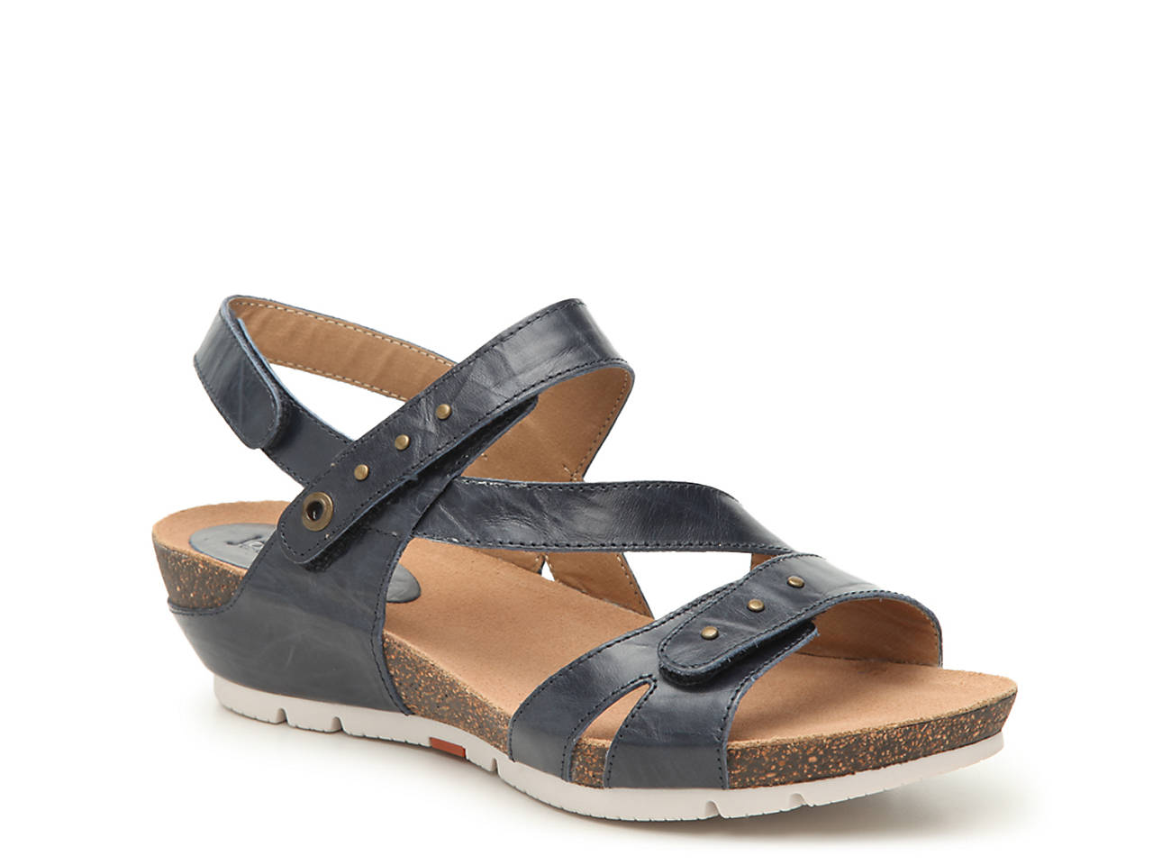 0ed820d72199 Josef Seibel Hailey Wedge Sandal Women s Shoes