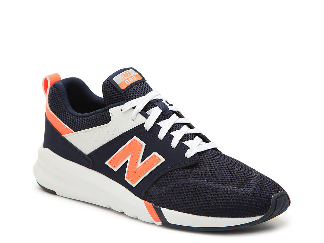 new balance 009 black orange