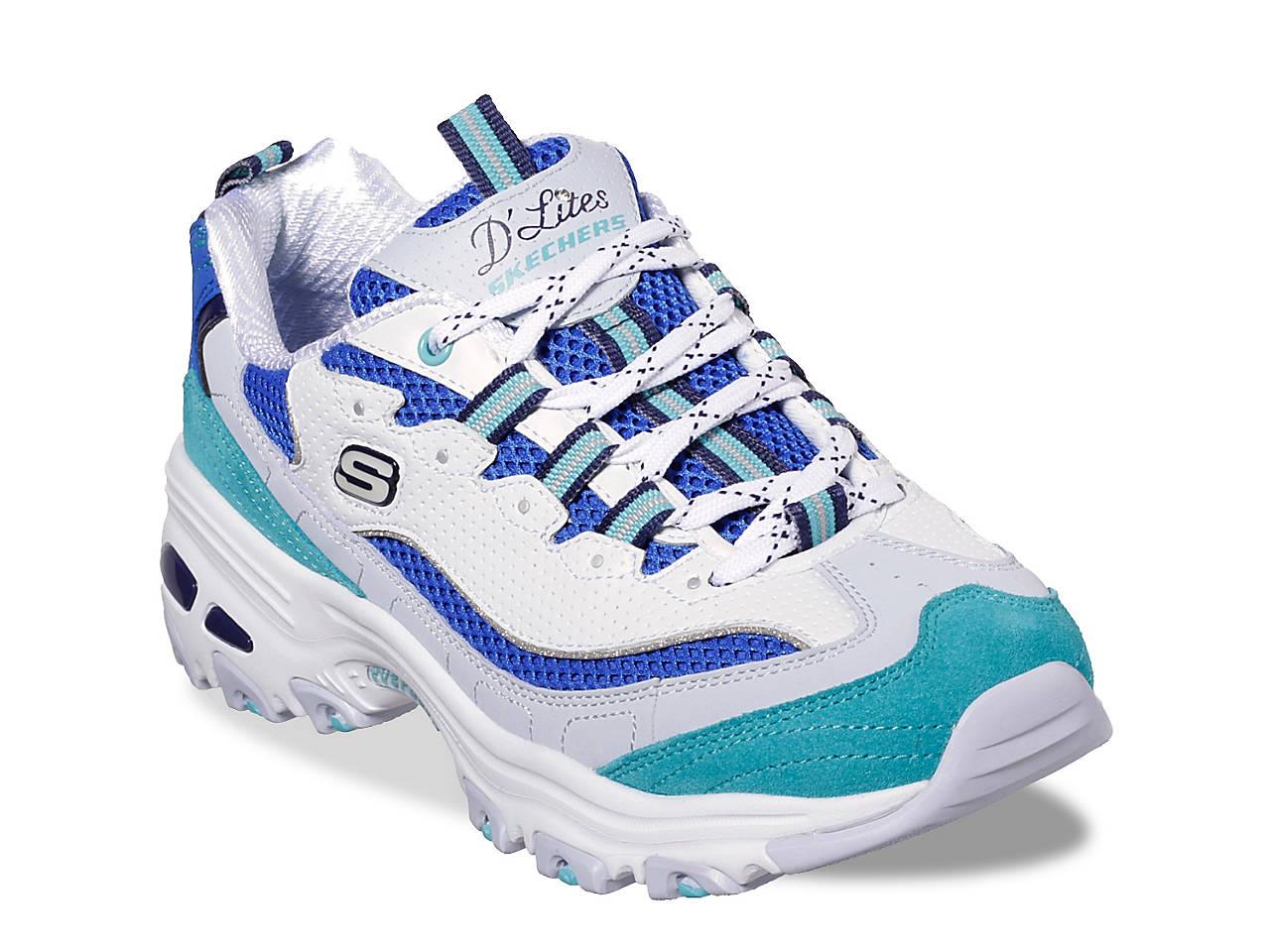 60e305aa95f Skechers D'Lites Second Chance Sneaker - Women's Women's Shoes   DSW