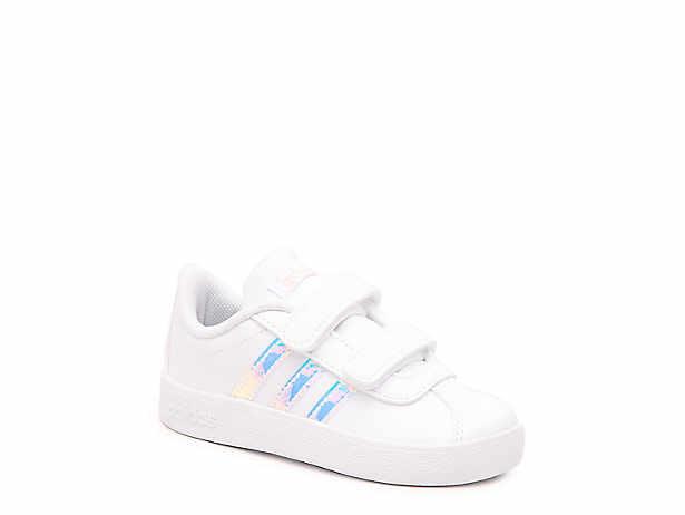 adidas. VL Court Infant   Toddler Sneaker a69c8e18b288