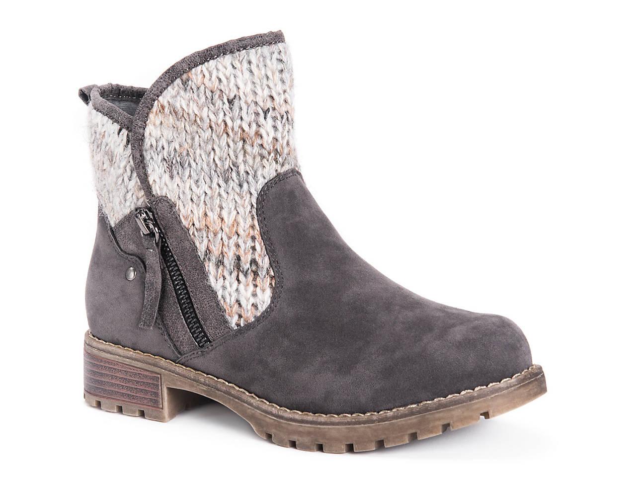 Muk Luks Gerri Bootie Women s Shoes  f10d728cbc