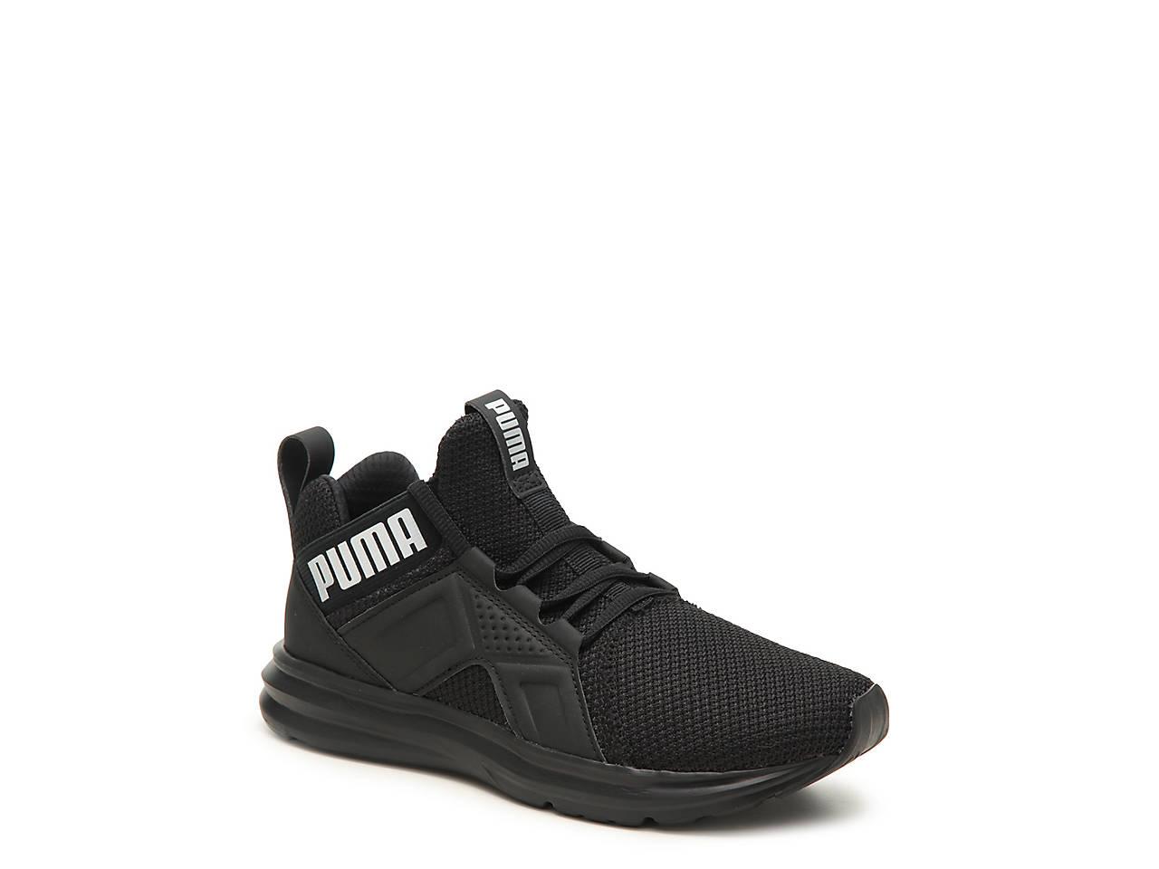 68a5c6ab9d Puma Enzo Weave Jr Youth Sneaker Kids Shoes | DSW