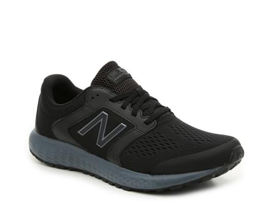 new balance running shoes black
