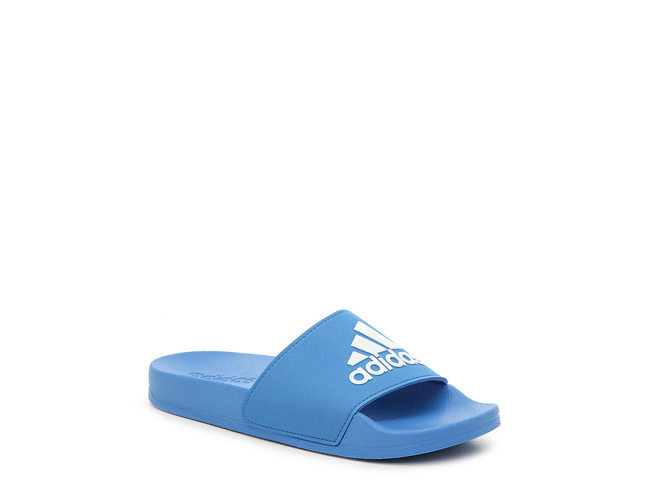 0986e161922c adidas Adilette Toddler   Youth Shower Slide Sandal Kids Shoes