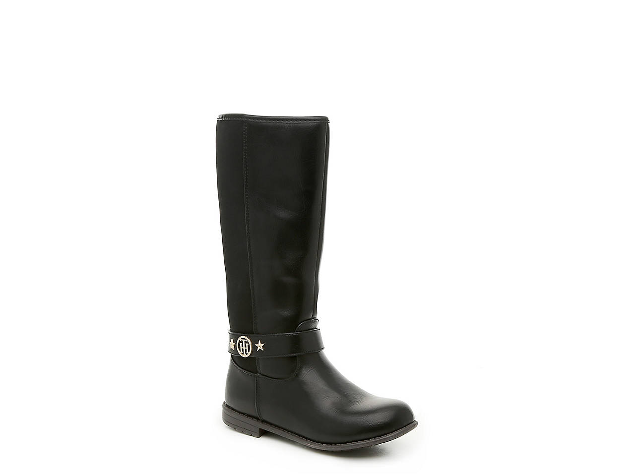 04c9755f5 Tommy Hilfiger Andrea Toddler & Youth Riding Boot Kids Shoes | DSW