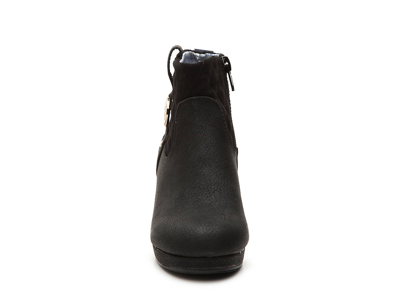 ec8aa0a5d56 Tommy Hilfiger Cate Meg Toddler   Youth Wedge Boot Kids Shoes