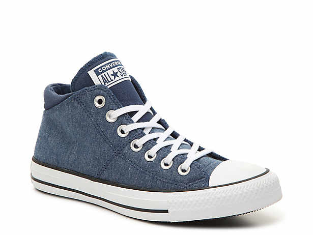 Converse. Chuck Taylor All Star Madison Mid-Top Sneaker ... f327a6ce3