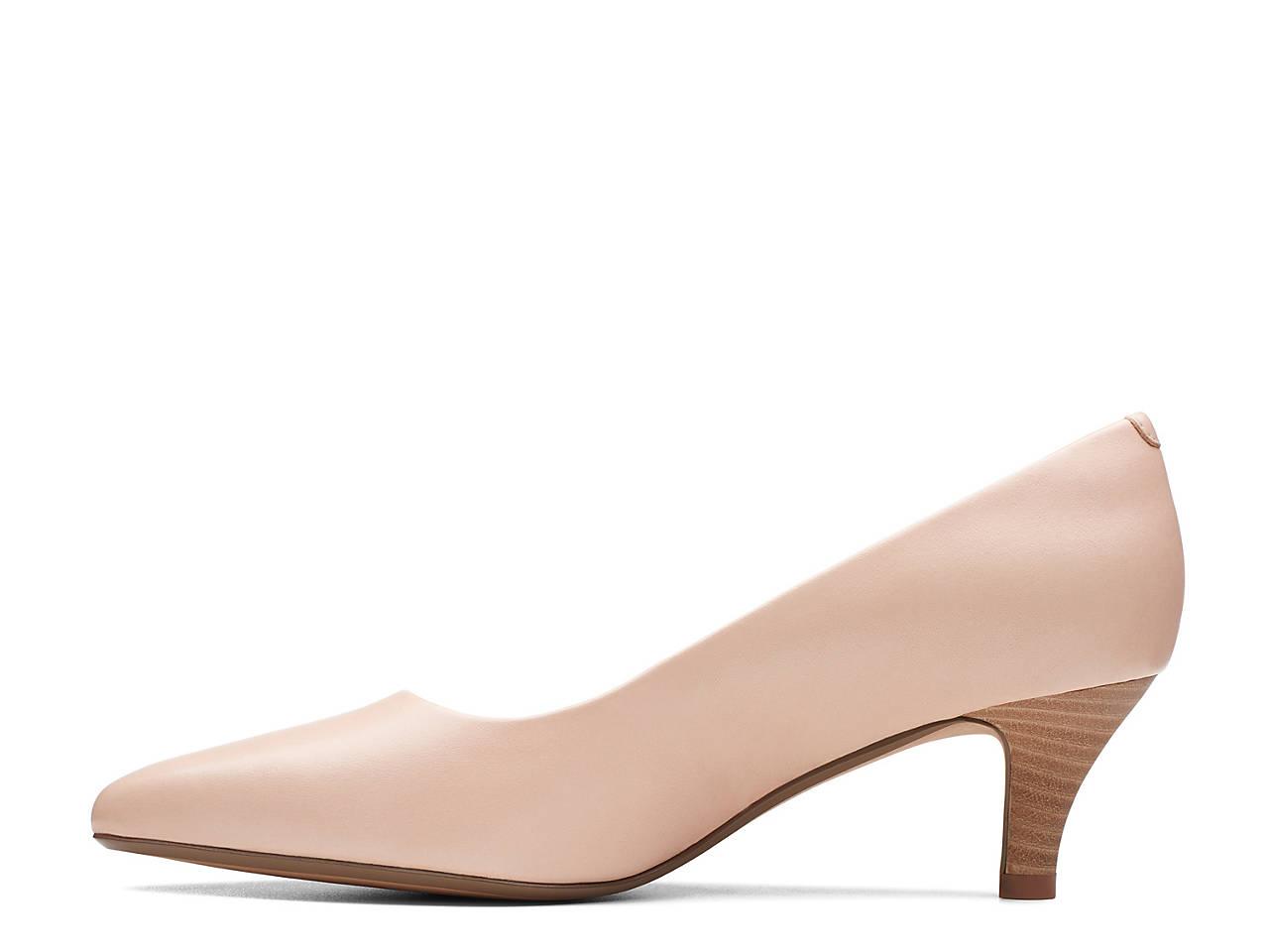 f74dd3c0fea0 Clarks Linvale Jerica Pump Women s Shoes