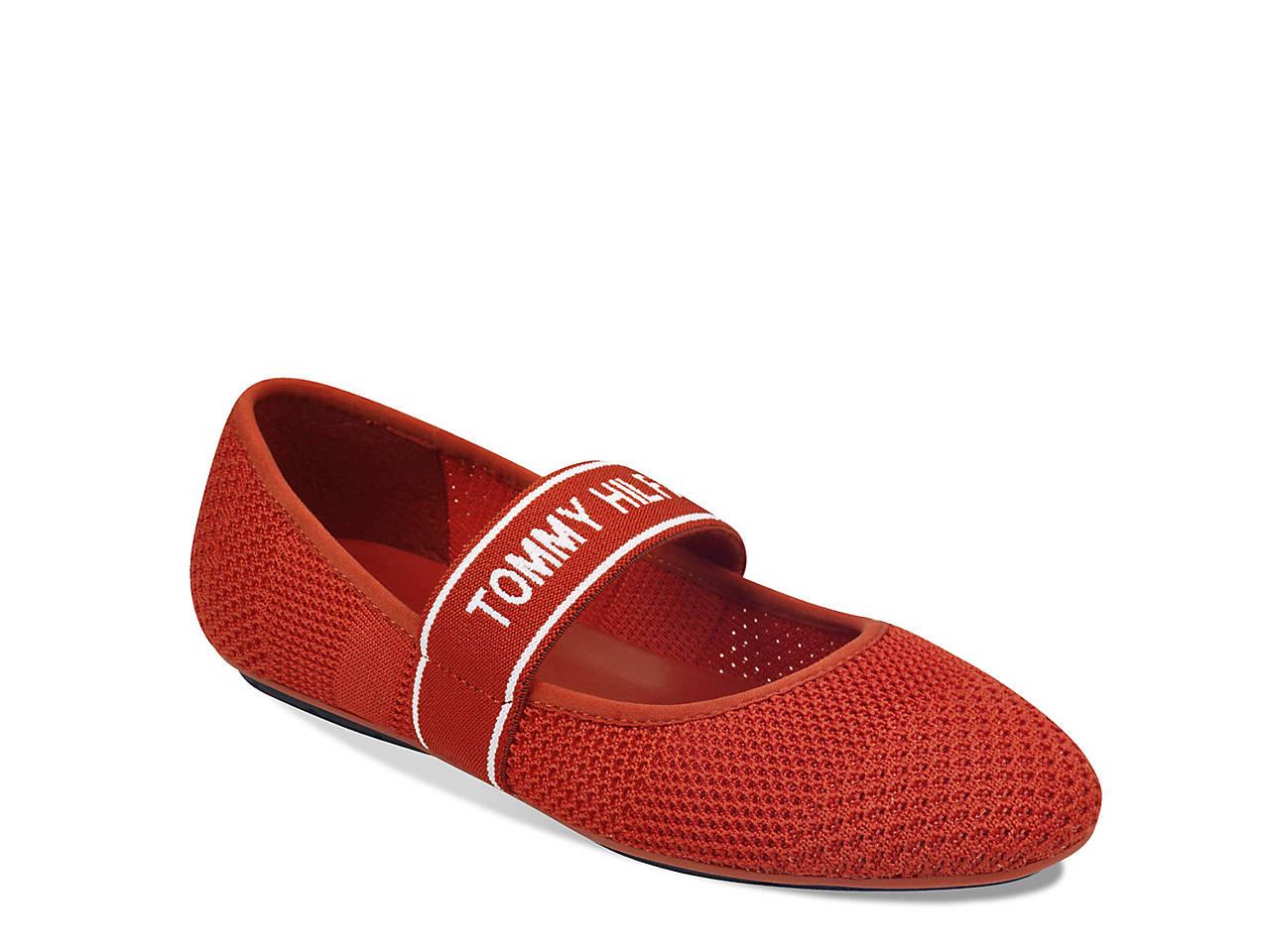 5672aaac7d2a Tommy Hilfiger Riwan Flat Women s Shoes