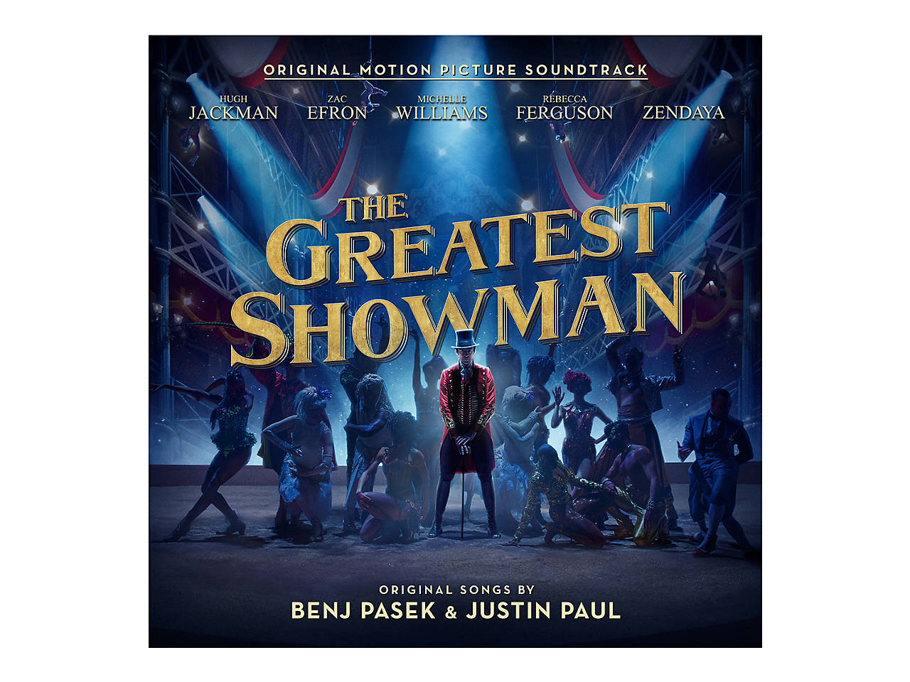 Original Motion Picture Soundtrack The Greatest Showman