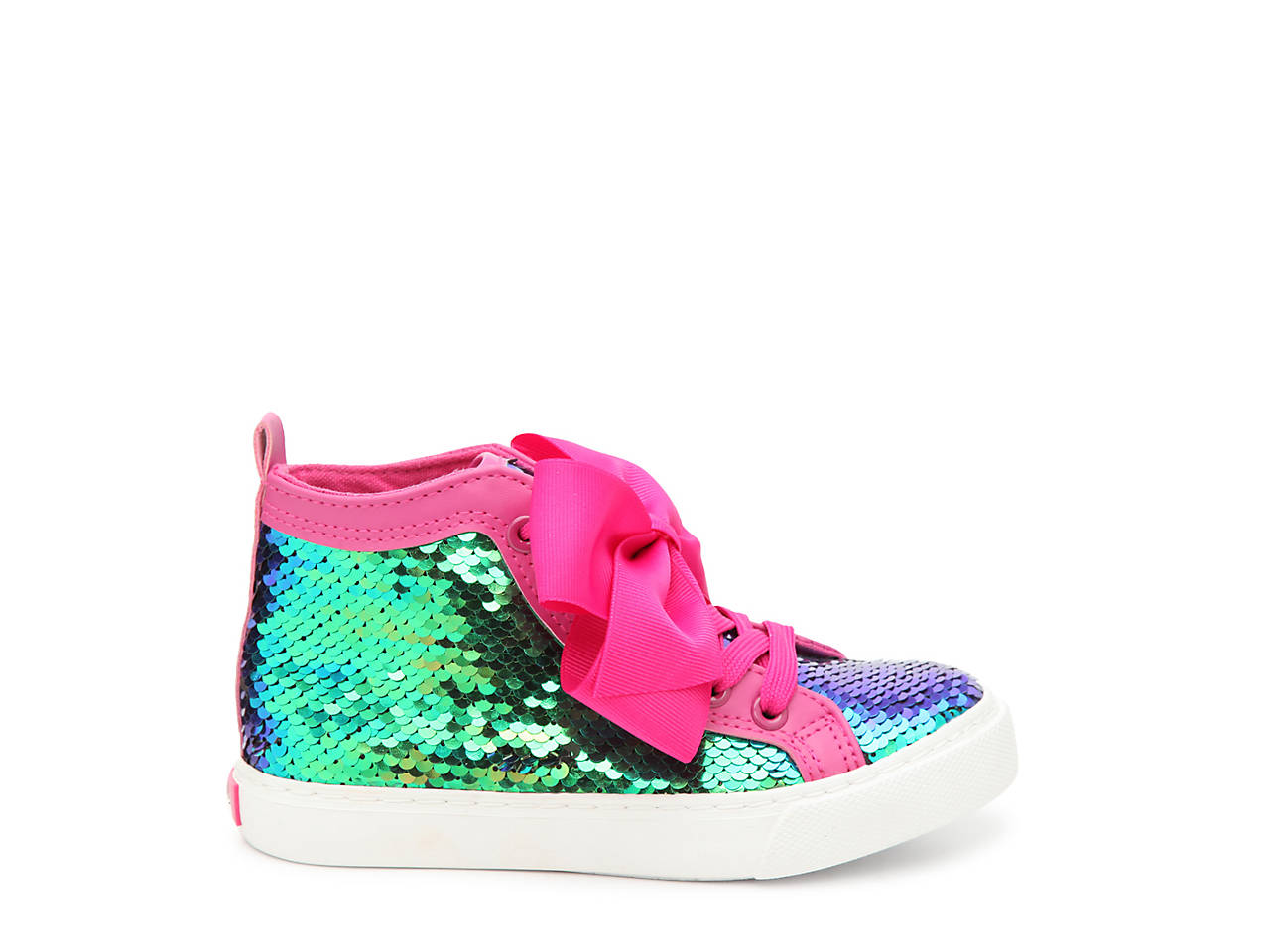 Ground Up Jojo Siwa High Top Sneaker Kids Kids Shoes Dsw