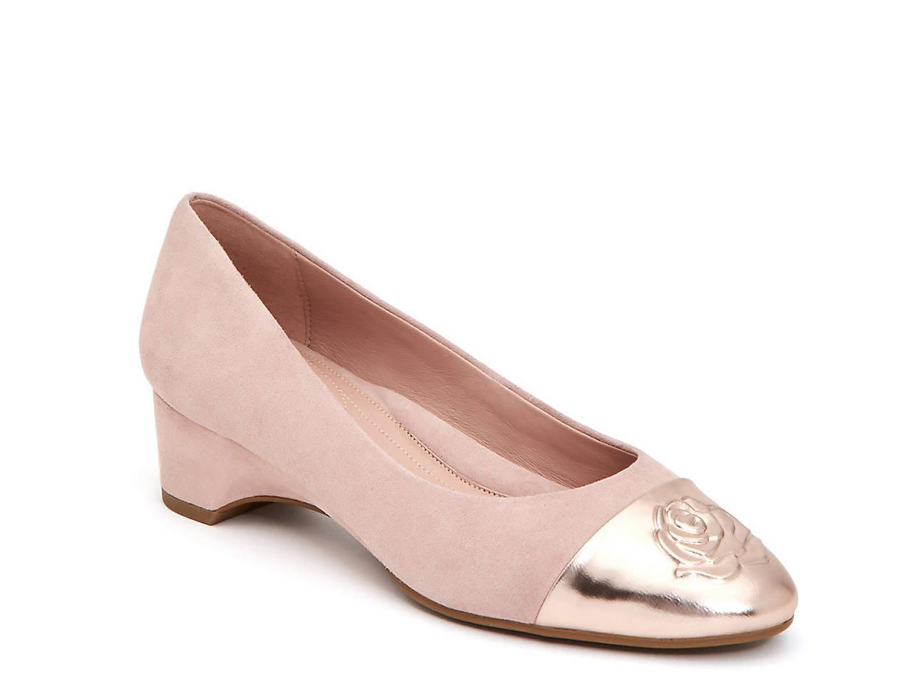 f2dda6dac3 Taryn Rose Babe Wedge Pump Women's Shoes | DSW