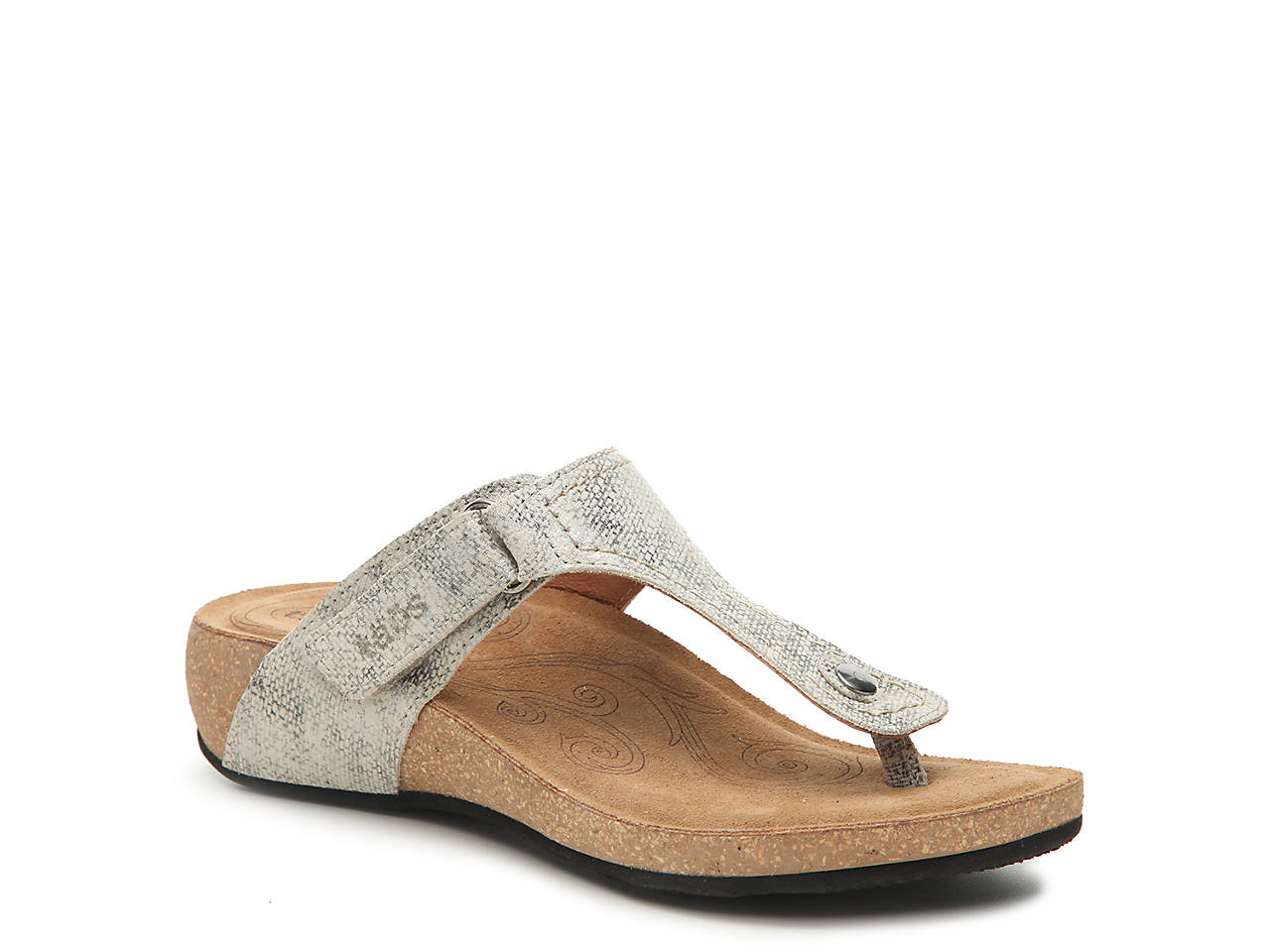 9a0d55dee658a Taos Lucy Wedge Sandal Women s Shoes