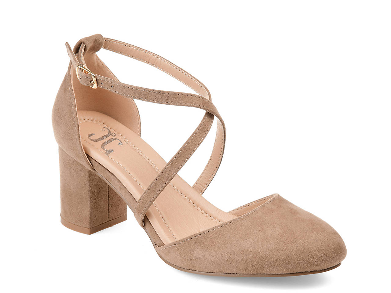 b5d92ae1a76a Journee Collection Foster Pump Women s Shoes