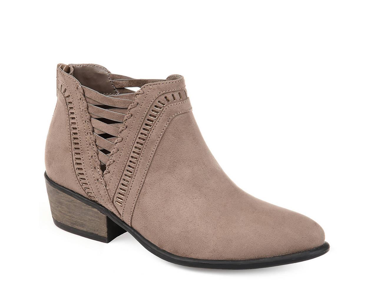 3224f4870b91b Journee Collection Jeni Bootie Women s Shoes
