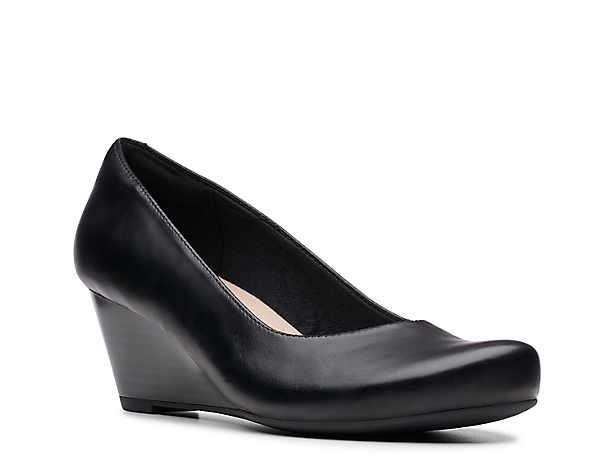 99b36ebe100 Naturalizer Pilar Wedge Pump Women's Shoes   DSW