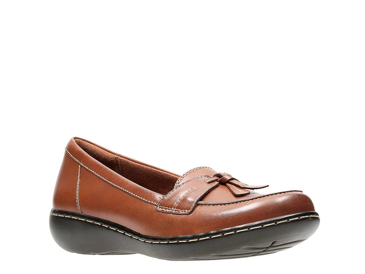 496d3b16e25 Clarks Ashland Bubble Loafer Women s Shoes