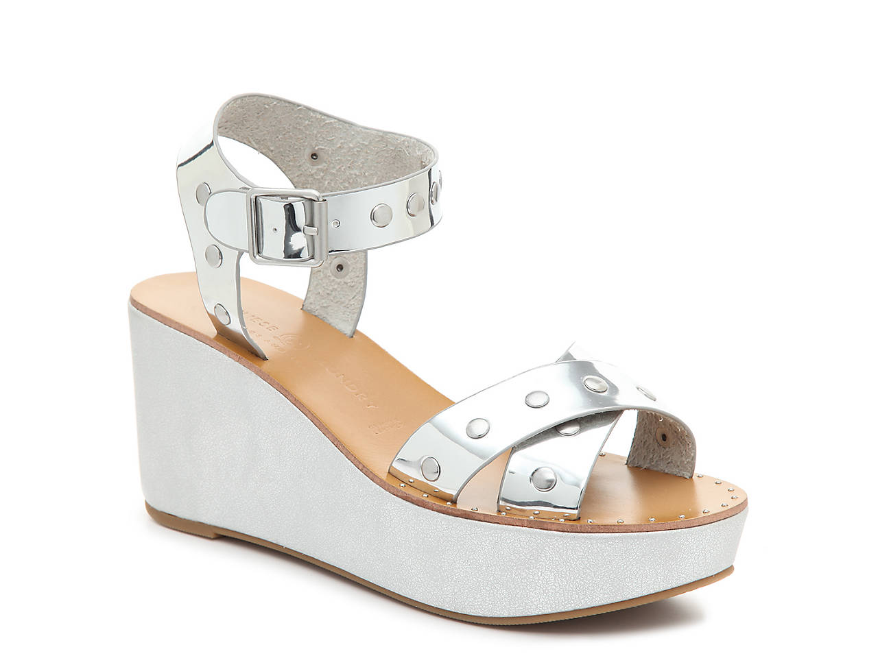 331cf9685081 Chinese Laundry Ozzie Wedge Sandal Women s Shoes