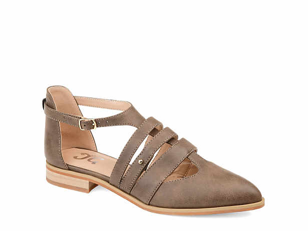 1f76390cdbfe Journee Collection Otto Flat Women s Shoes