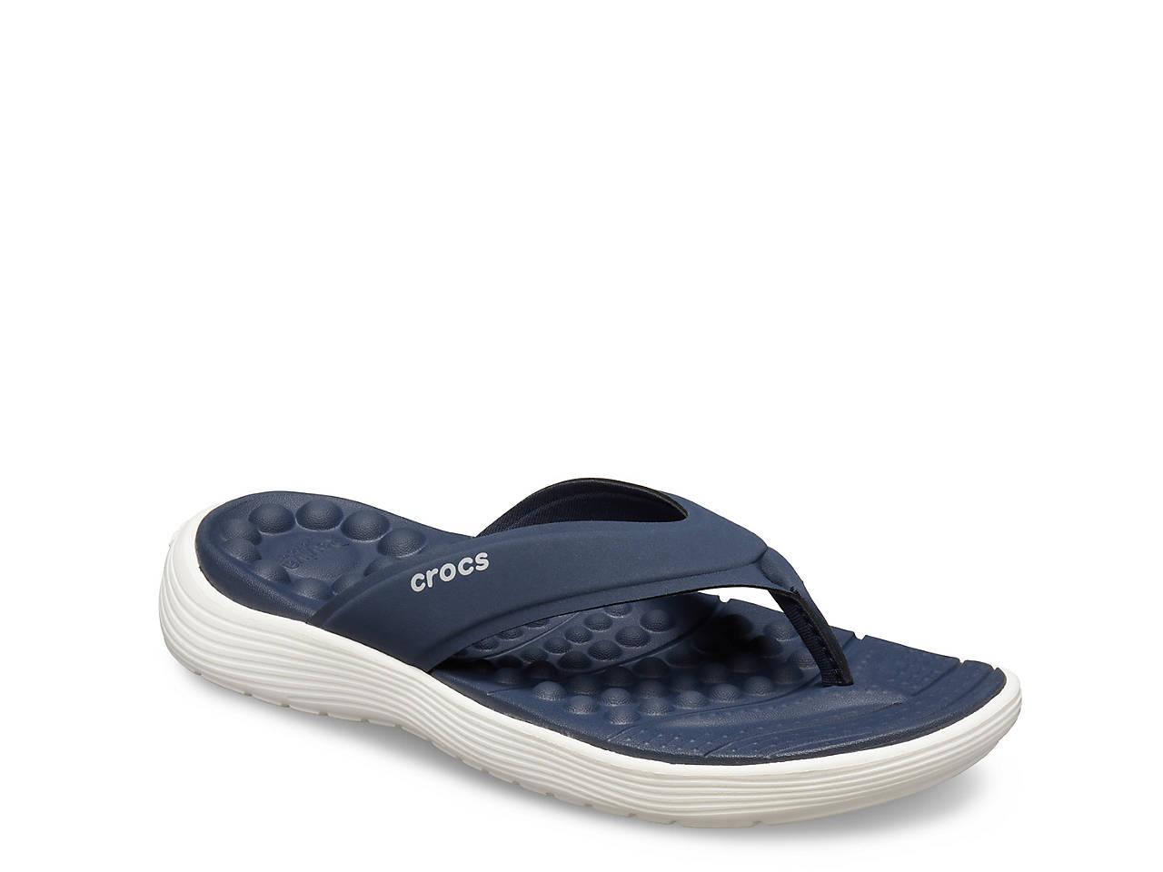 20184c6eaff6 Crocs Reviva Flip Flop Women s Shoes