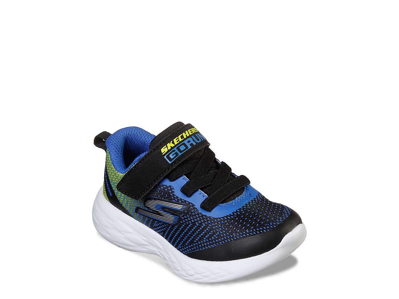 0d2566bcba1b8 Skechers GOrun 600 Farrox Toddler Sneaker Kids Shoes | DSW