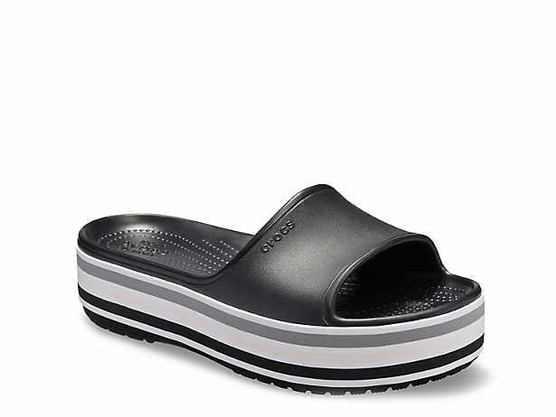 e23455399 CB Vivid Blooms Platform Slide Sandal.  49.99 · Crocs