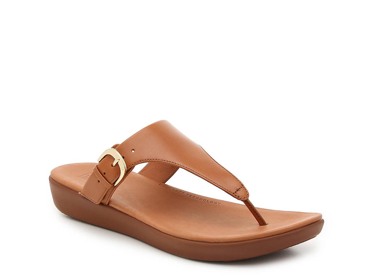 465170026 FitFlop Banda II Wedge Sandal Women s Shoes