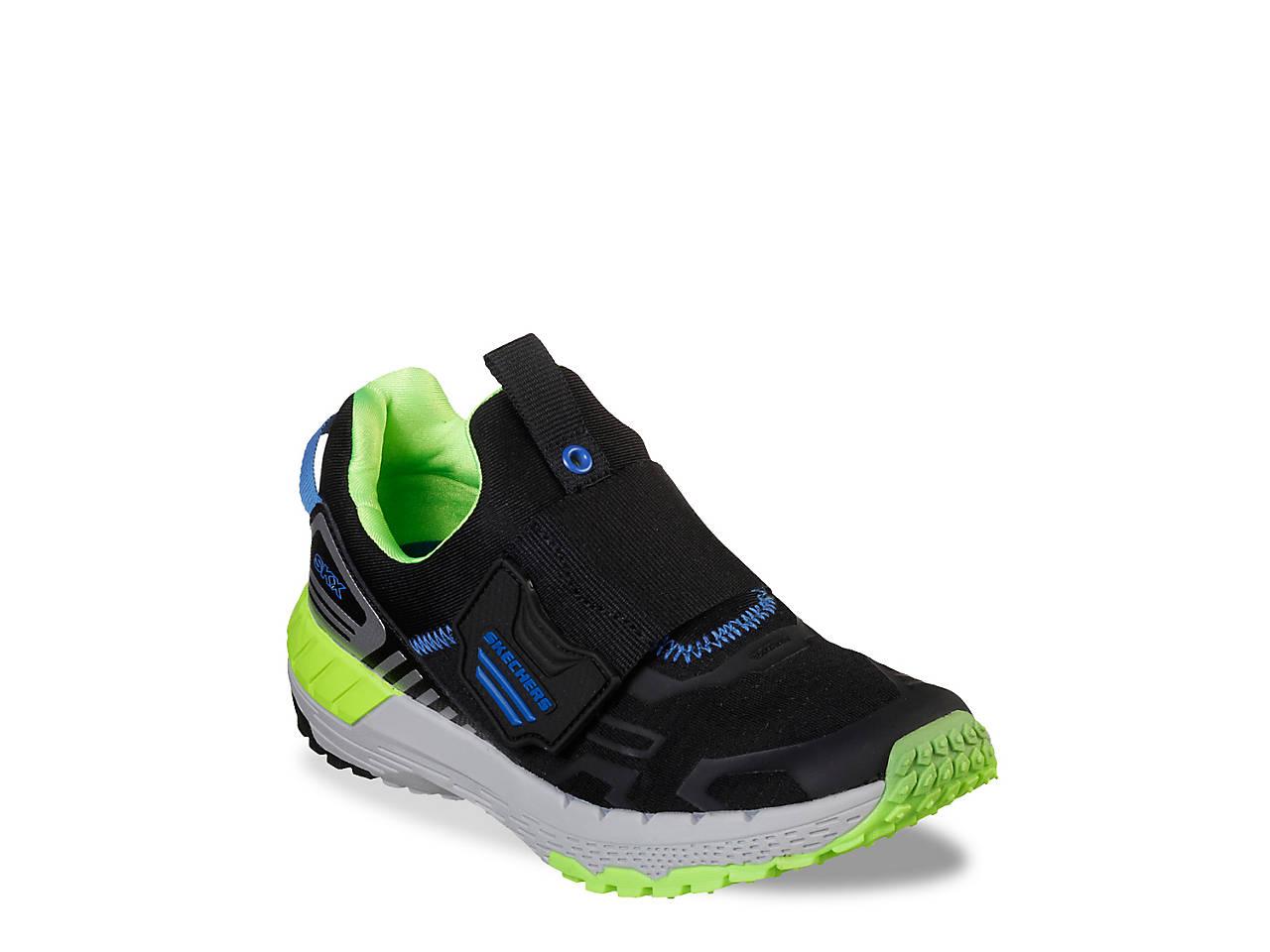 611feaab38a1 Skechers Hyperjolt 2.0 Nitroblast Toddler   Youth Sneaker Kids Shoes ...