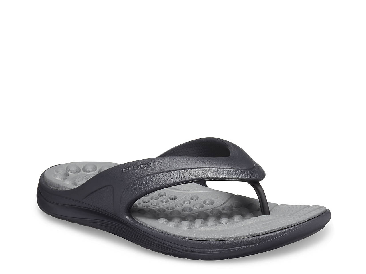 357881163adc Crocs Reviva Flip Flop Men s Shoes