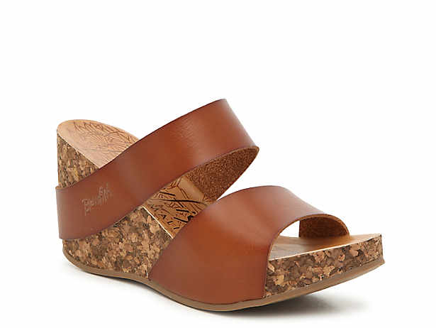 3cba12b4b777 Blowfish. Henri Wedge Sandal