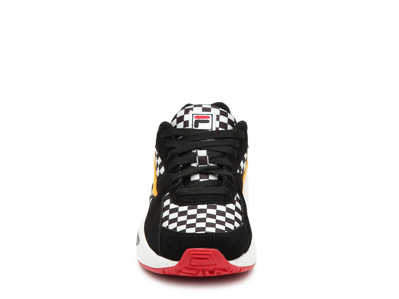 Mindblower Check Sneaker - Women's