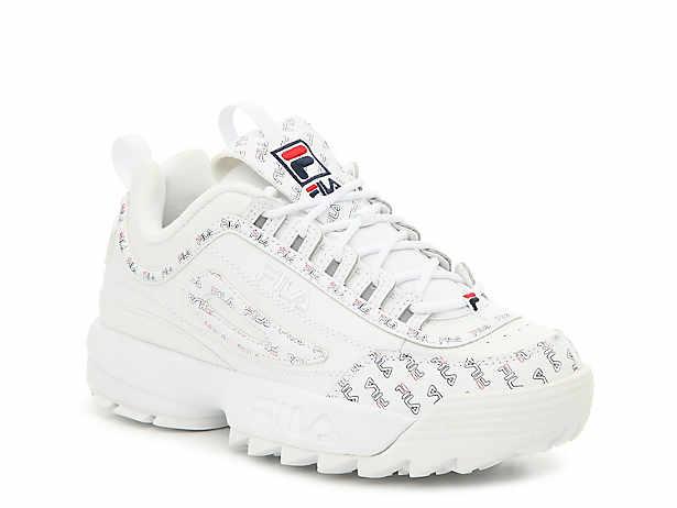 ff5fc94d94e3 Fila. Disruptor II Sneaker - Women s