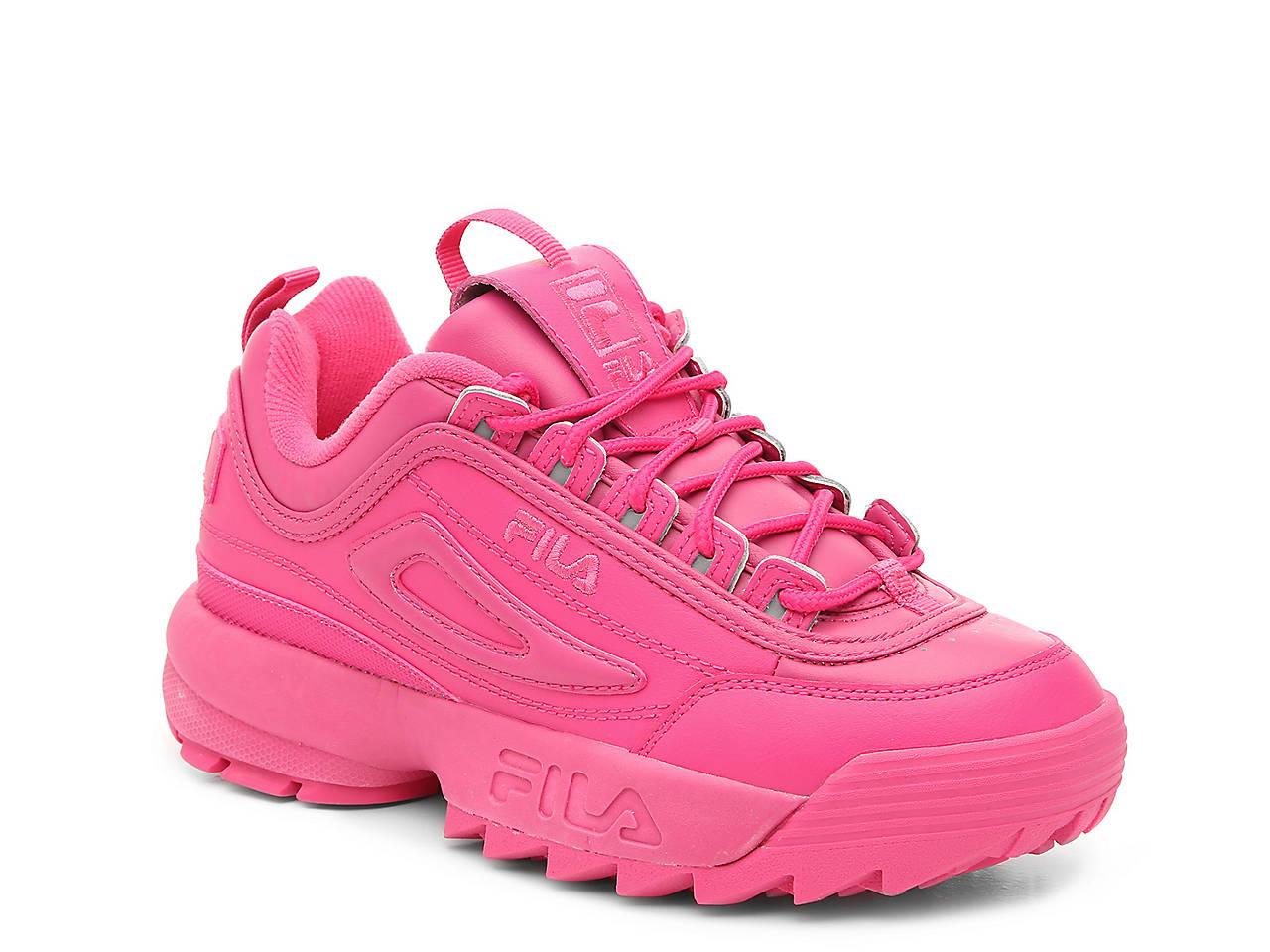 e6ce98662898 Fila Disruptor II Premium Sneaker - Women s Men s Shoes