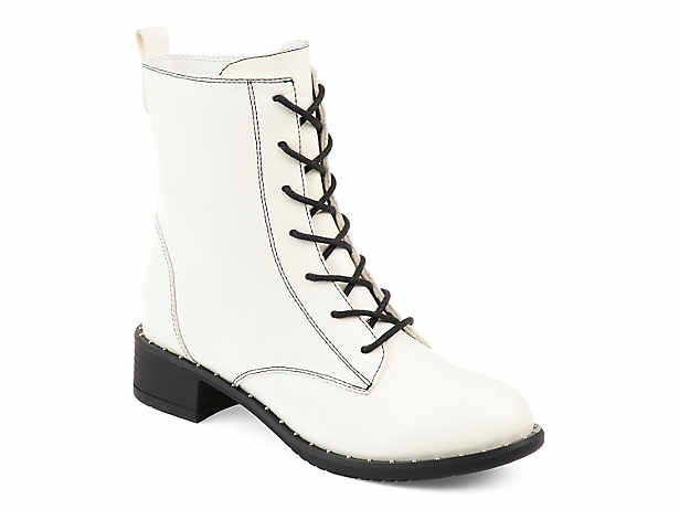 0db488ceb8b Marc Fisher Lanie Combat Boot Women's Shoes | DSW