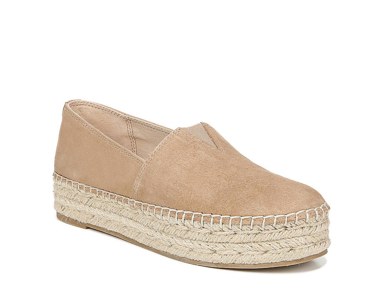 3ea463695 Sam Edelman Cherlene Espadrille Platform Slip-On Women s Shoes