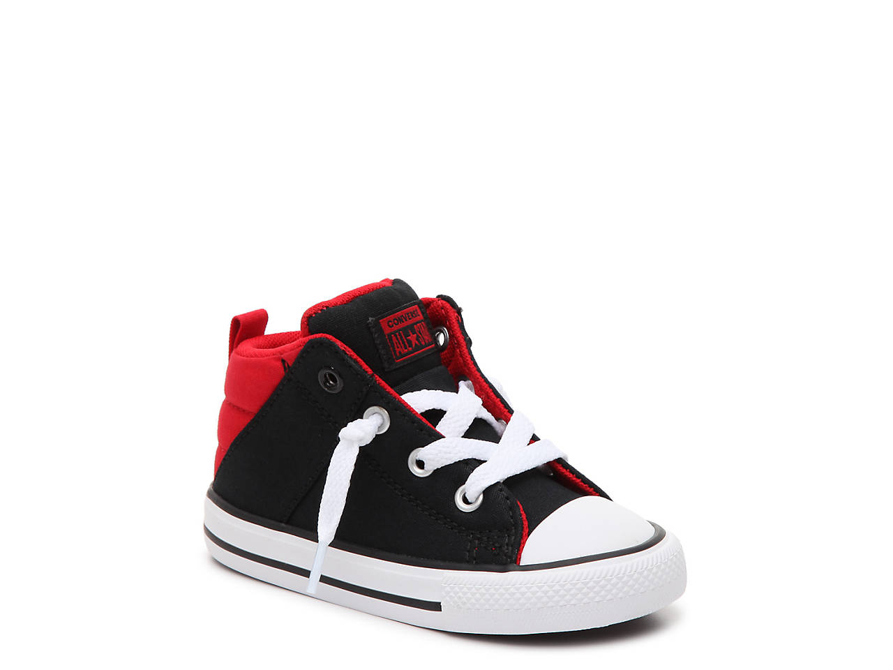 d5d7ffdb7609 Converse Chuck Taylor All Star Axel Infant   Toddler Slip-On Sneaker ...