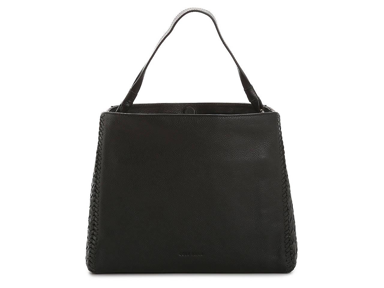 c44506478fd15 Cole Haan Dillian Leather Hobo Bag Women s Handbags   Accessories