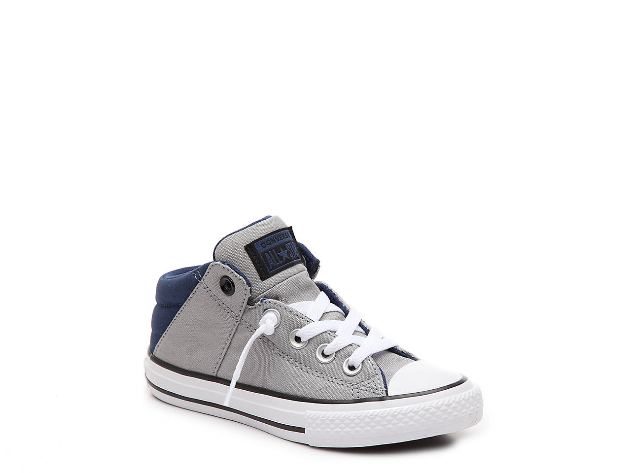 7001bea293a5 Converse Chuck Taylor All Star Axel Toddler   Youth Mid-Top Slip-On ...
