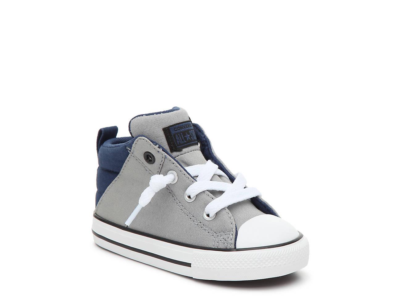 Converse Chuck Taylor All Star Axel Slip On Sneaker Kids