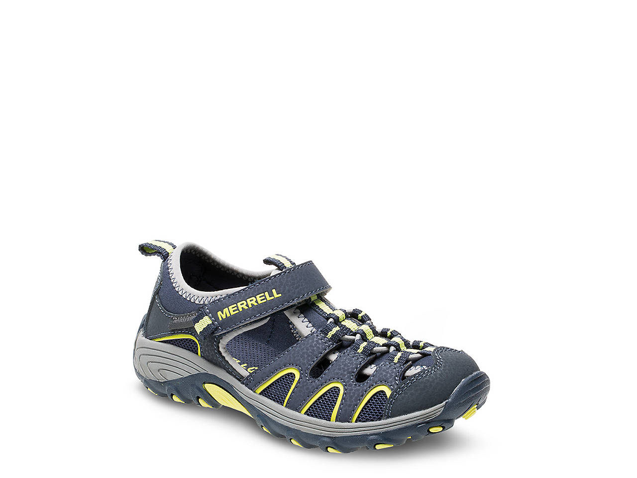 3a0cf889b50e Merrell Hydro H2O Hiker Toddler   Youth Sandal Kids Shoes